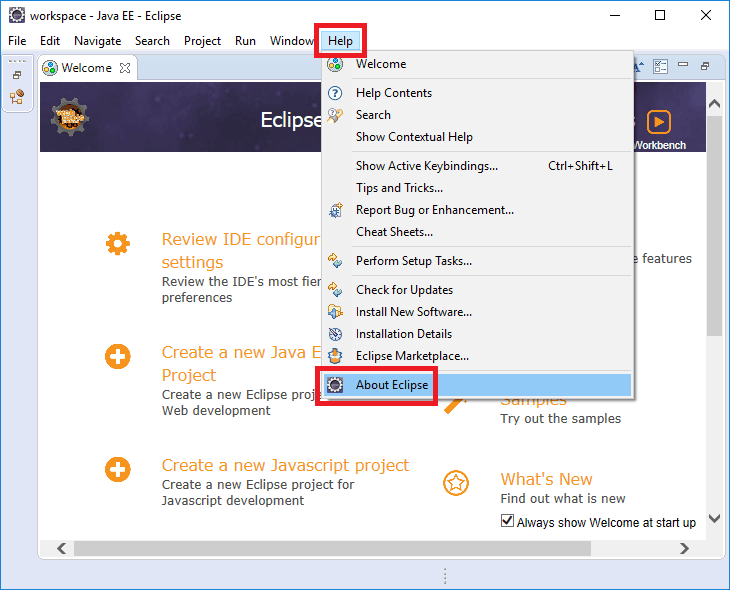 Download eclipse neon 64 bit windows | Eclipse (64  2019-05-10