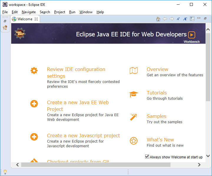 How to Download and Install Eclipse Photon on Windows