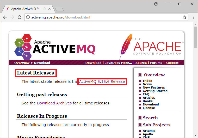 How to Download and Install Apache ActiveMQ on Windows